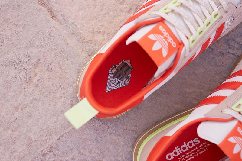 size? adidas originals zx 500 jordan Ash Pearl active orange semi frozen yellow wadi rum marathon alternate pack buy cop purchase release information