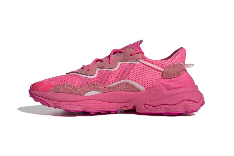 adidas originals ozweego orchid tint pink poker chips ee5395 release date info photos price las vegas