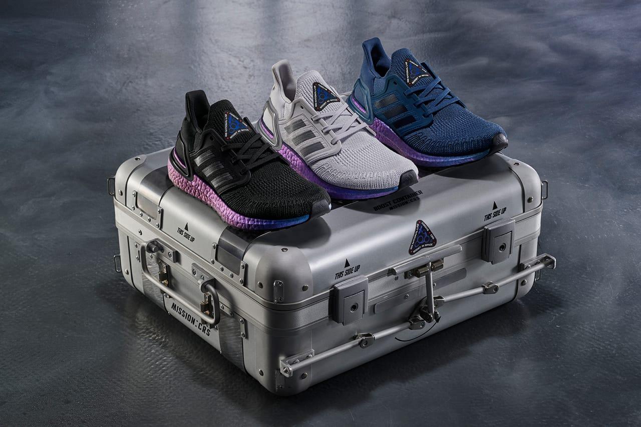 adidas UltraBOOST 20 ISS Release Date