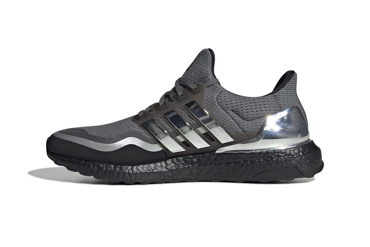 adidas UltraBOOST Metallic Silver