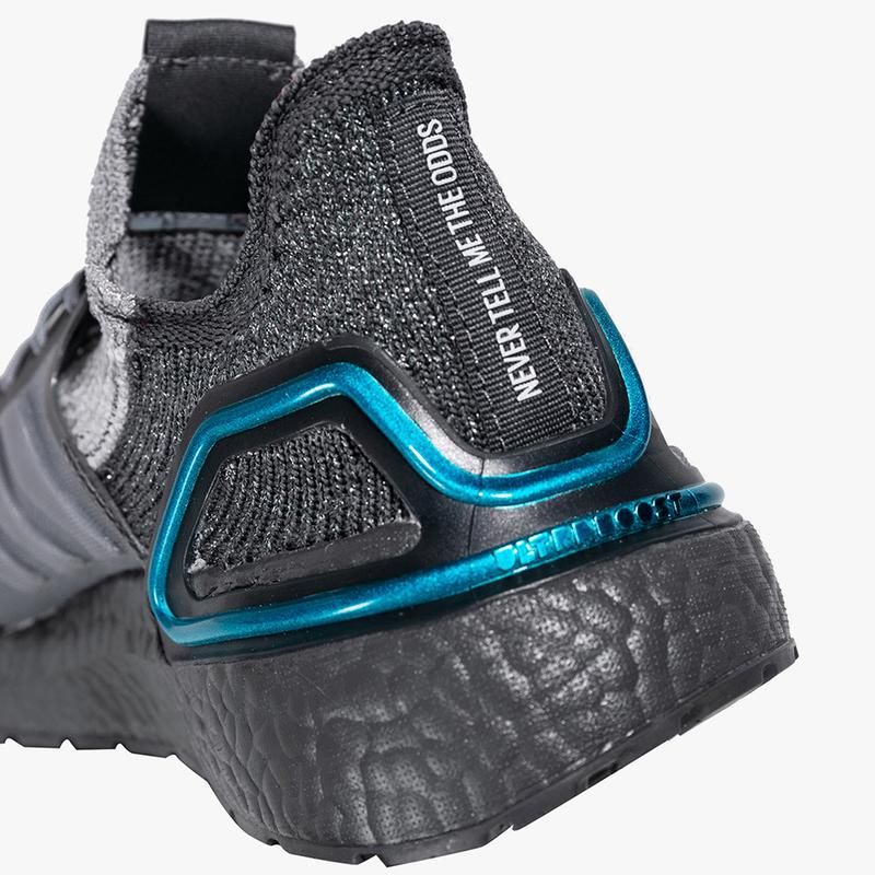 adidas ultraboost 19 S&L release information star wars millennium falcon x wing han solo Sesame/Active Orange/Carbon Fw0525 grey two five bright cyan Fw0536 buy cop purchase on foot look official