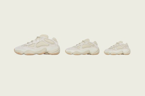 """adidas YEEZY 500 """"Stone"""" Receives Official Look and Release Date"""