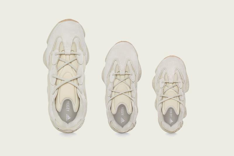 adidas yeezy 500 stone kanye west fw4839 release date info photos price tan brown neoprene