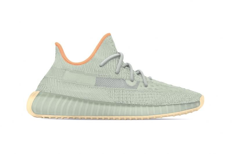 adidas YEEZY BOOST 350 V2 Desert Sage First Look Release Info Date Buy Kanye West price