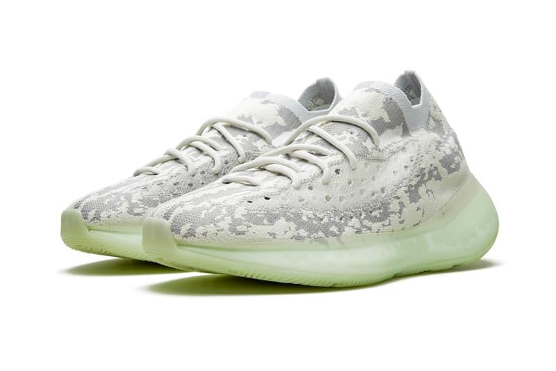 adidas yeezy boost 380 350v3 alien kanye west white grey FV3260 release date info photos price 350 primeknit