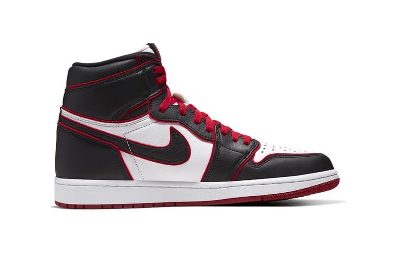 """Air Jordan 1 Retro High OG """"Bloodline"""" Sneaker Where to buy Price Release 2019"""