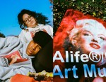 Alife's Latest Collection Is Covered With Photographs of Marilyn Monroe