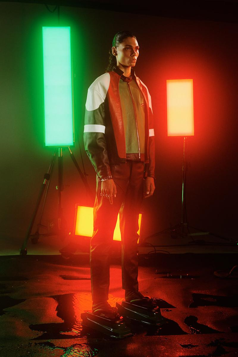AMBUSH Spring Summer 2020 Lookbook futuristic geta sandals technical functional outerwear yoon ambush ahn verbal tokyo made in japan japanese designer hi-tech bladerunner