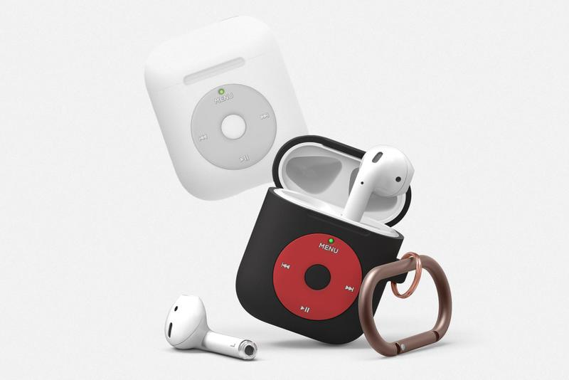 Elago Apple iPod AirPods Cases release information where to buy tech gadgets accessories wireless charging airpods pro