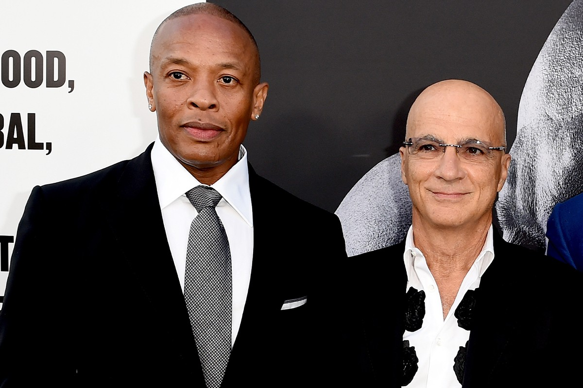 Dr. Dre & Jimmy Iovine Discuss the Making of '2001' In New Mini-Doc