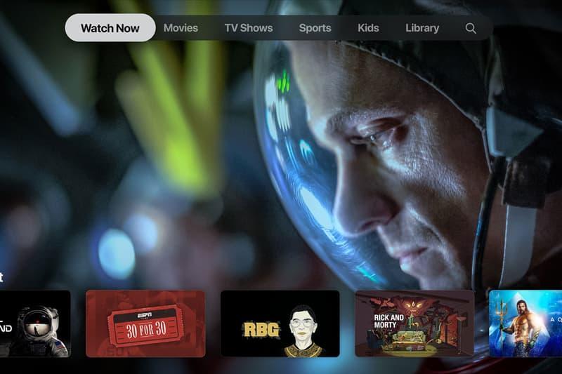 Apple News+ TV+ Music Bundled Subscription Service 2020