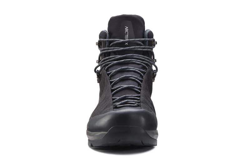 Arc Teryx ACRUX TR GTX BOOT waterproof weatherized gore tex superfabric lightweight durable shoes footwear trainers trekking hiking alpine climbing durable sticky rubber toecap