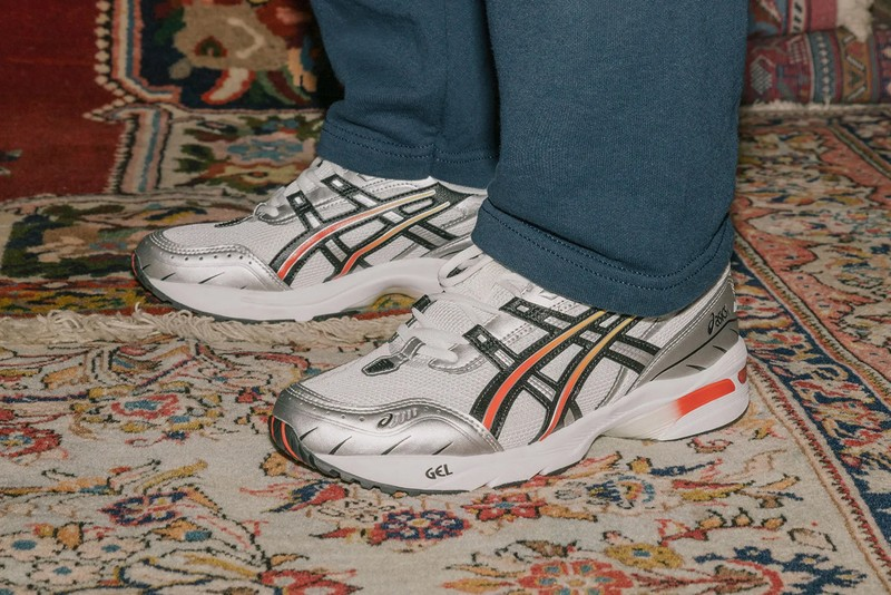 ASICS Dips Into the Archives for Reissue of GEL-1090