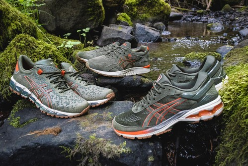 """ASICS Releases a Trio of """"Outdoor Pack"""" Silhouettes"""