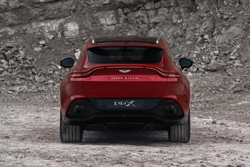 Aston Martin DBX Officially Unveiled SUV First Look Brand New $189,900 USD Q2 2020 Delivery Sales Sports Utility Vehicle Supercar 542 BHP V8 AMG Engine Lamborghini Urus Rolls Royce Cullinan Bentley Bentayga Porsche Cayenne