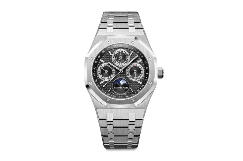 Audemars Piguet Royal Oak Perpetual Calendar in platinum release info price details watches timepiece AP  26597PT.OO.1220PT.01 20 pieces limited edition Yoshida Japan