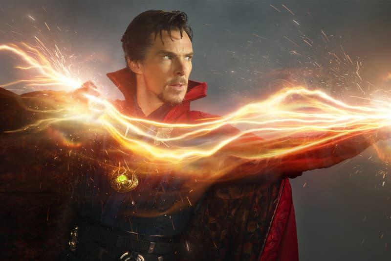 Avengers Endgame Doctor Strange Iron Man Suit Unused Concept Art Eye of Agamotto Ebony Maw Marvel Studios