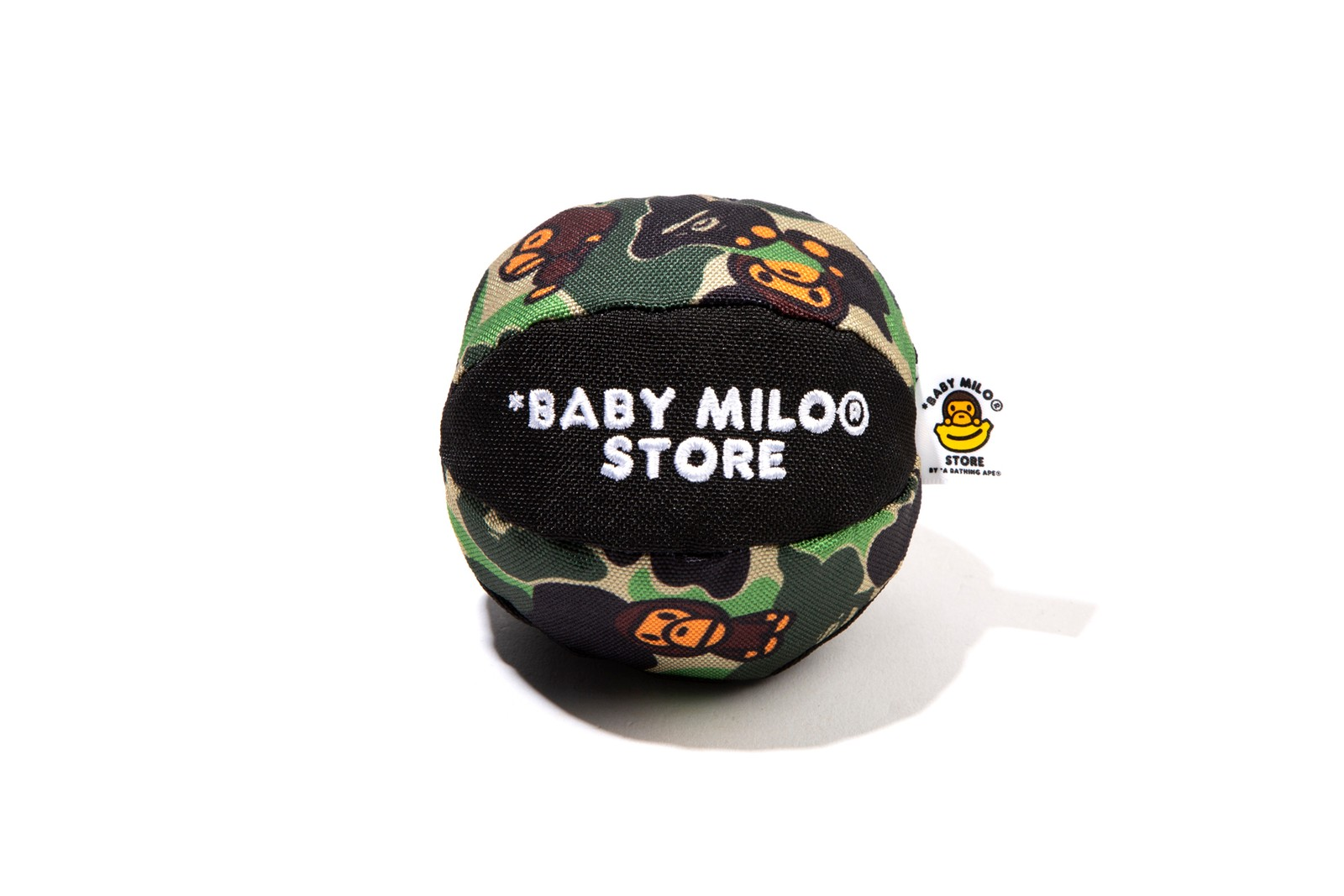 Baby Milo Pet Accessories Fall/Winter 2019 dogs cats camo print bape a bathing ape beds bags toys ape head