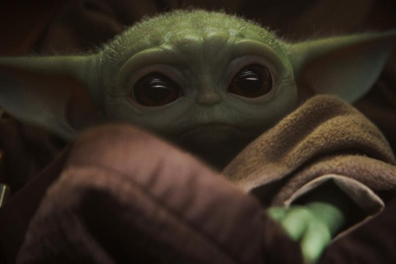 Baby Yoda Concept Art From Jon Favreau The Mandalorian star wars disney+ disney plus