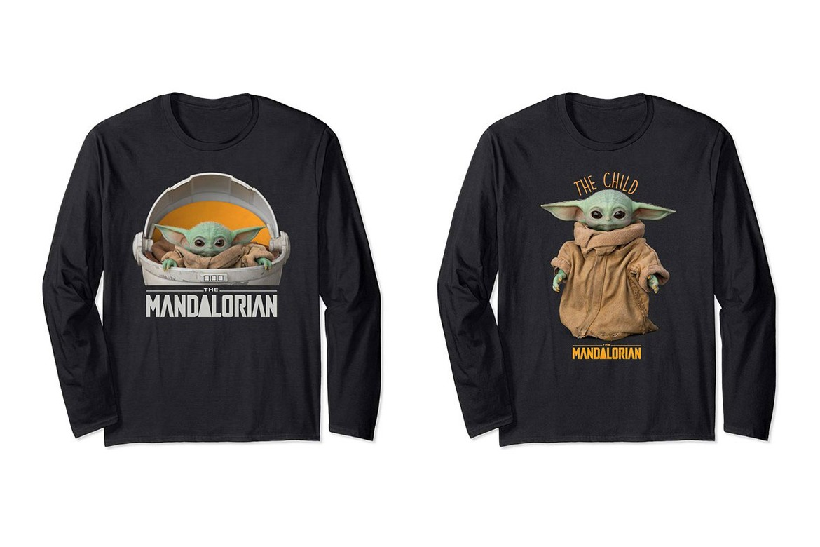 Baby Yoda The Mandalorian Merch Holiday Season Hypebeast