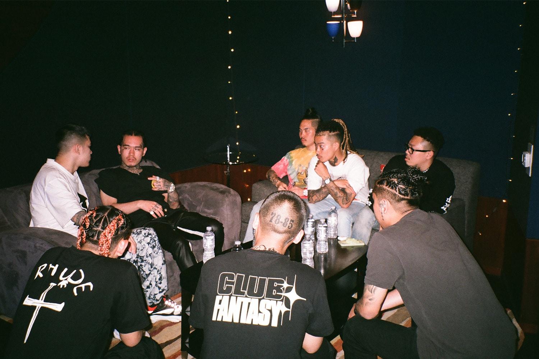 BAD HOP 'Lift Off' EP Stream Japanese hip-hop rap collective kawasaki listen now apple music T-PABLOW, YZERR, Tiji Jojo, Benjazzy, Yellow Pato, G-k.i.d, Vingo, and Bark Murda Beatz, Metro Boomin, Wheezy, Turbo, Mike WiLL Made-It, and Mustard