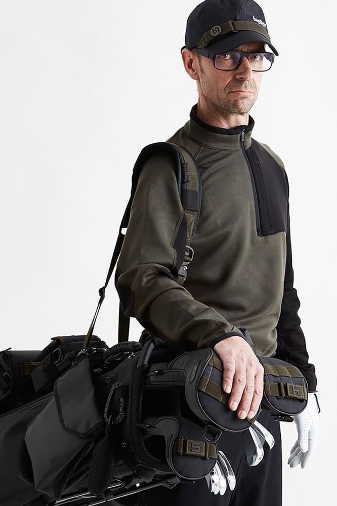 Bagjack GOLF Stand Bag Release golding berlin techwear fidlock cobra bag military stand bag japan