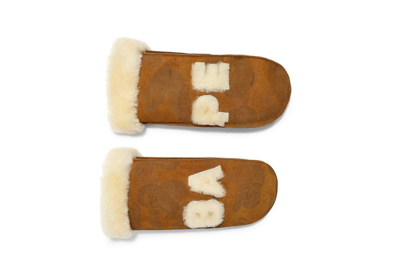 BAPE teases second UGG Capsule a bathing ape collaborations lil wayne