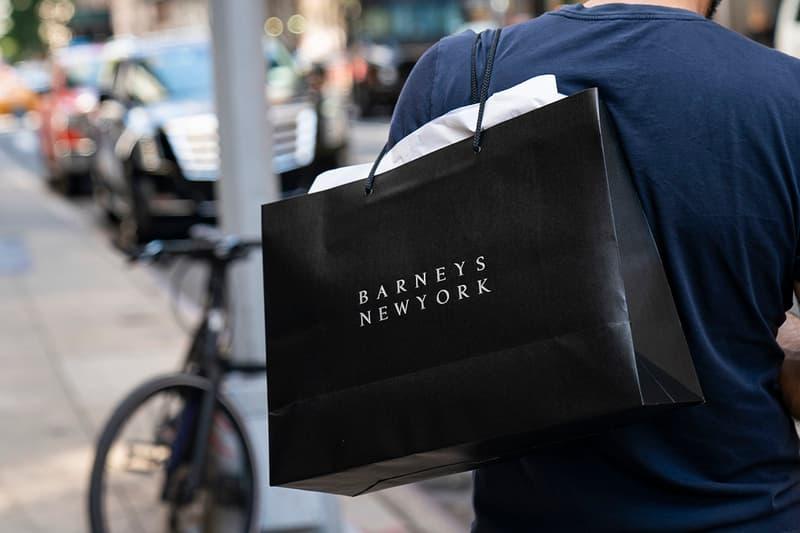 Barneys Liquidation Sale Black Friday Info authentic brands group prada luxury bottega veneta rare deals inventory saks fifth avenue online retail