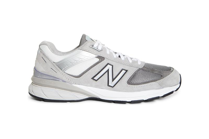 beams new balance 990v5 grey white nordstrom release date info photos price Concept 007 mismatched mismatch