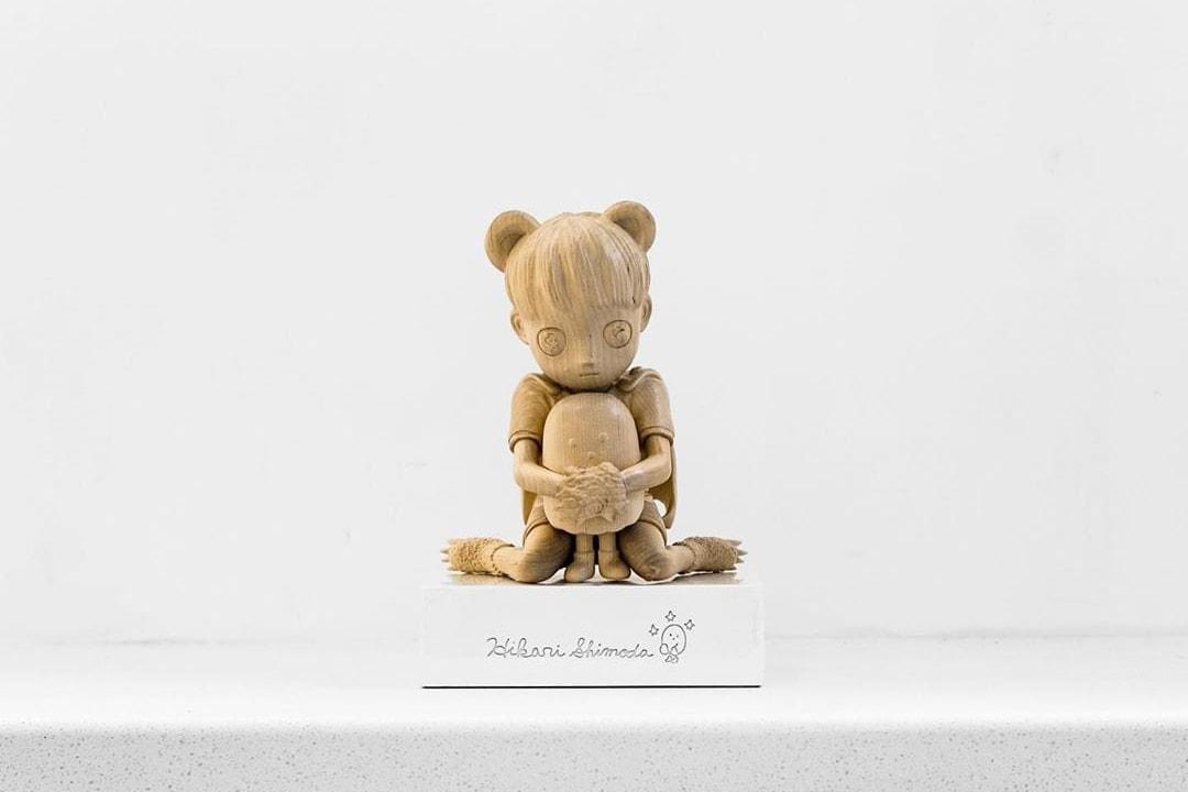 best artworks releasing this week hypebeast magazine kinship issue futura jun cha fighter print medicom toy pushead bearbrick figure hikari shimoda woaw store yeenjoy studio incense chambers