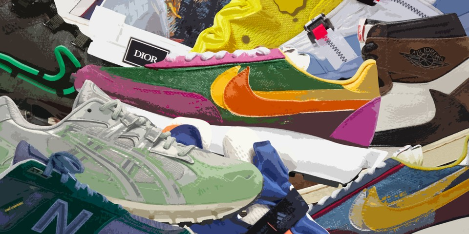 The Best Sneakers of 2019