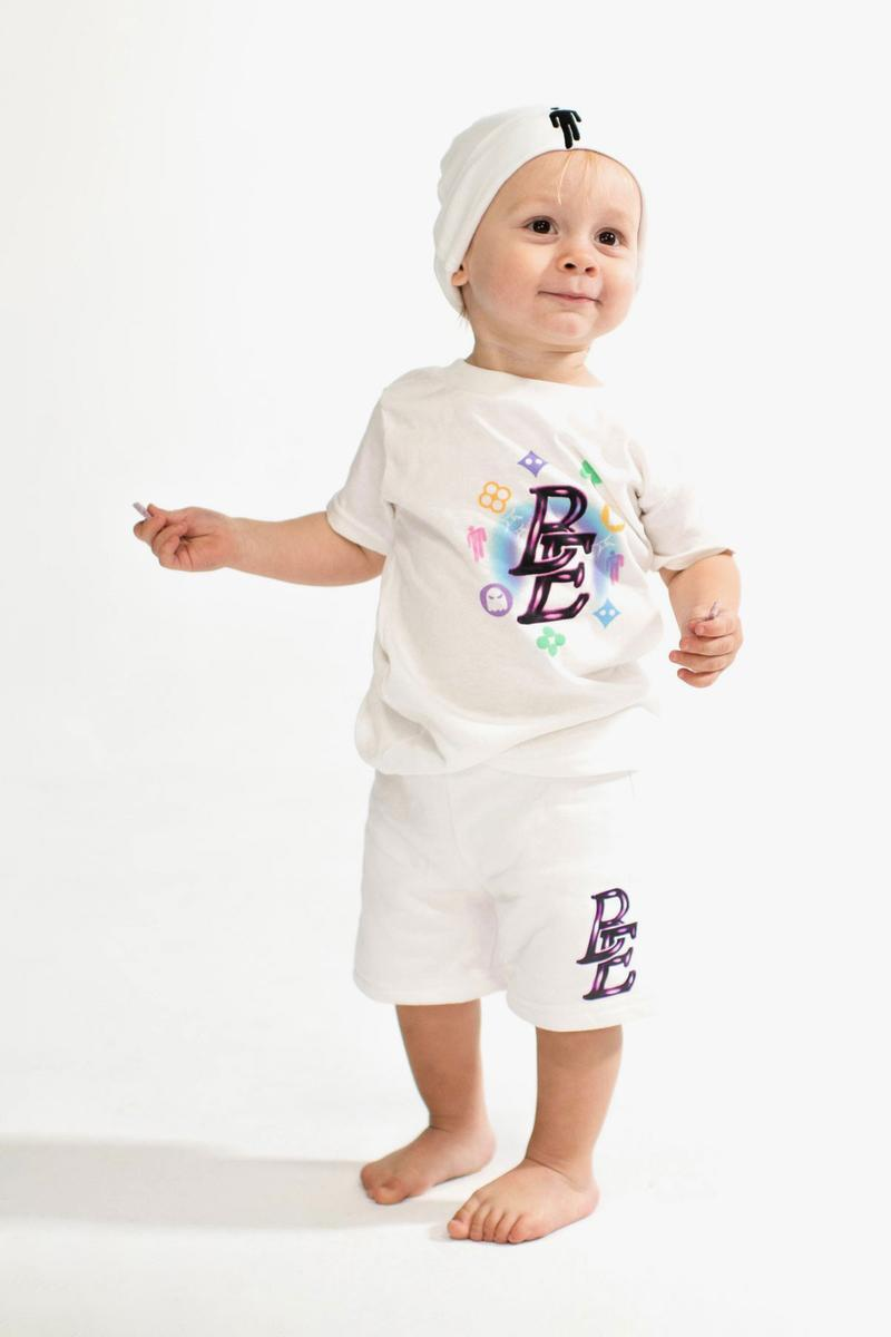 Billie Eilish Launches Kids & Infants Clothing Line merch lookbooks lime green graphics merch