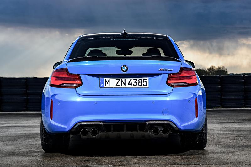 BMW M2 CS 2019 Official First Look Release Information Performance Sports Car German Automotive 444 BHP M4 Competition Straight Six Engine 406lb ft of torque