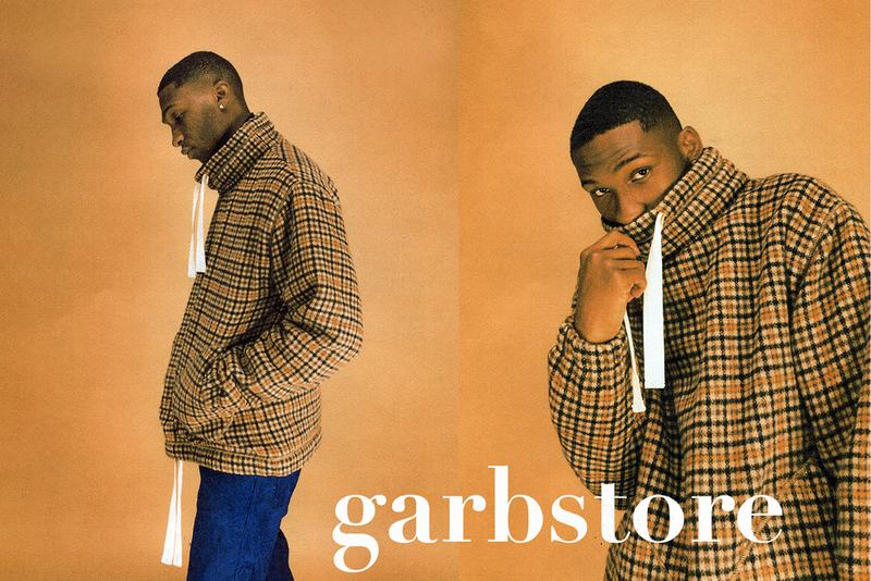Bodega Store Garbstore Fall/Winter 2019 FW19 Lookbook Editorial Photoshoot Japanese Wool