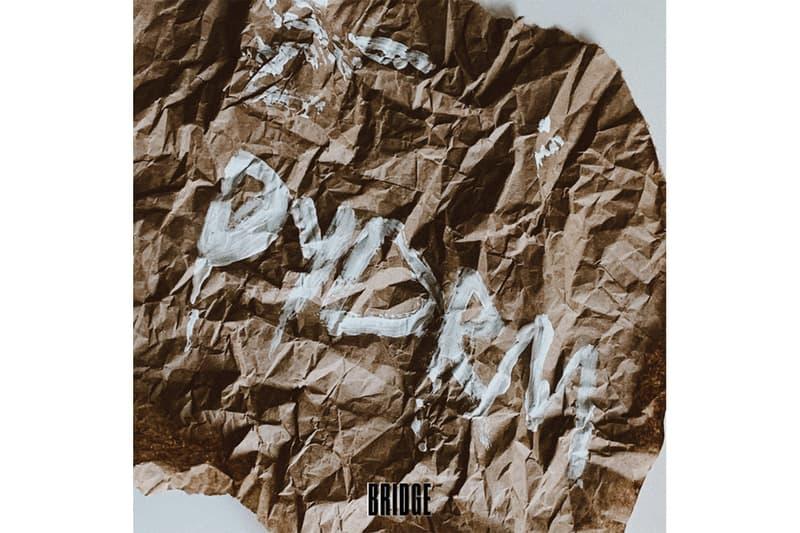 "BRIDGE Shares New Single ""DYDRM"" spotify apple music listen now contemporary r&b avant pop stream"