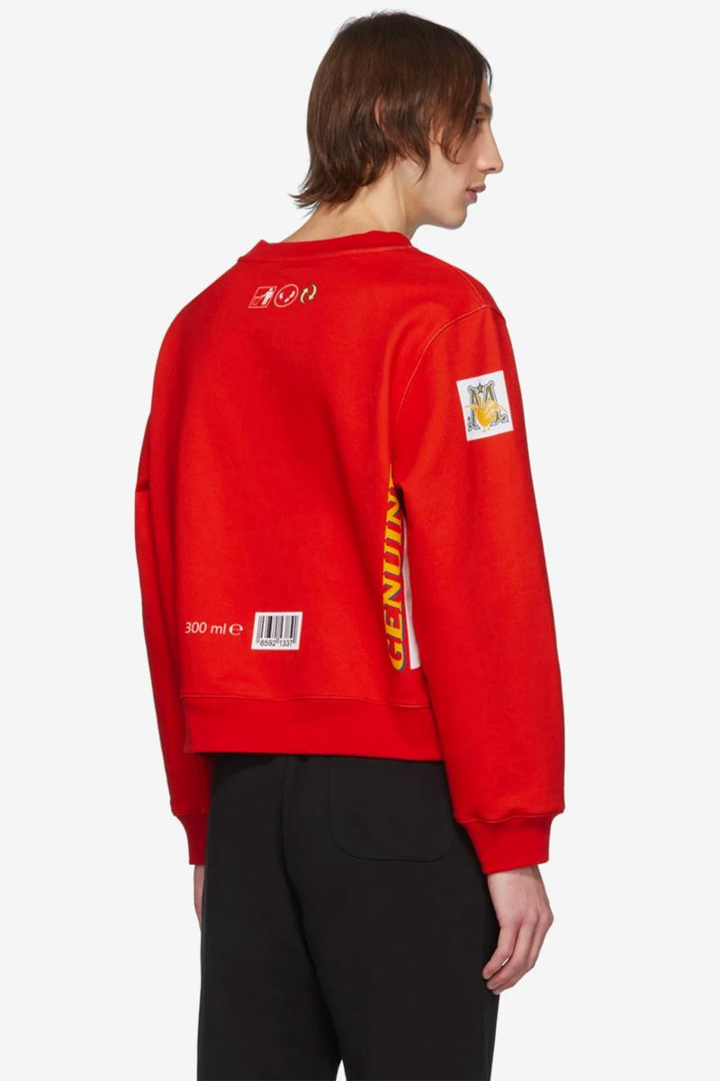 Budweiser Moschino collaboration collection fall winter 2019 Capsule Release Hoodie Sweaters Crewnecks Pants Apple Iphone Cases