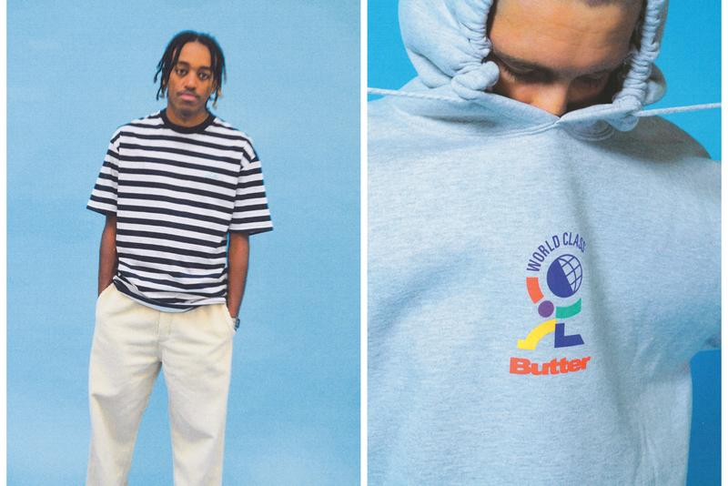 butter goods q4 2019 collection lookbook delivery one fall winter holiday