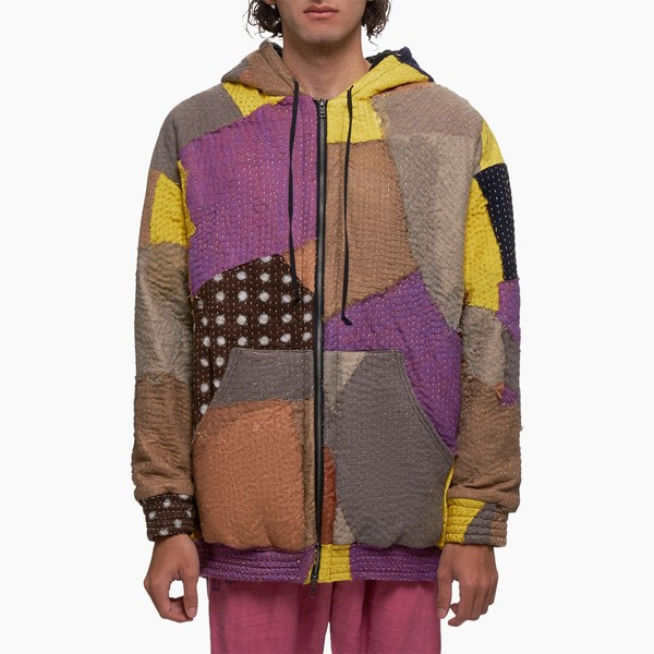 By Walid Patch Tricot Hayden Hoodies