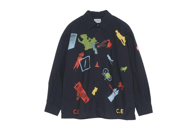 Cav Empt Drop 19 Fall Winter 2019 Collection Toby Feltwell Sk8thing capsules graphics flight jackets shirts t shirts bombers sweaters knit beanies tokyo streetwear fashion CE