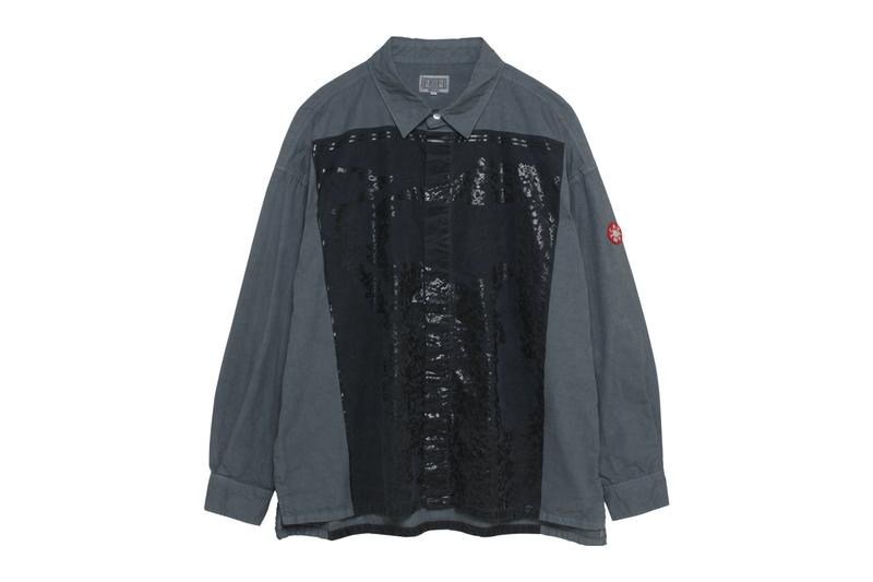 Cav Empt Fall/Winter 2019 20th Drop Release Info ce c.e toby feltwell sk8thing DENIM FLEECE REV JACKET SILVER NOISE BIG SHIRT drop date  OVERDYE NUMBERS ZIGGURAT HEAVY HOODY EXTEND LONG SLEEVE T PHANTOM PANTS