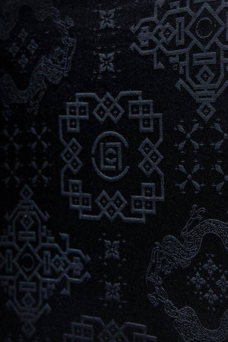 Clot X Nike Black Silk Kuumba Incense Pack Jacket Hypebeast