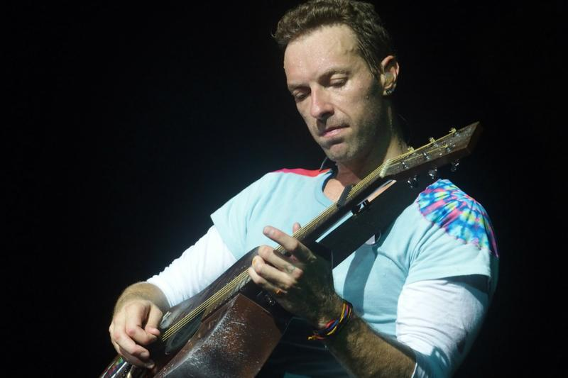New Coldplay Songs Daddy Champion of the World track song single tracks 2019 november album stream frightened rabbit music video everyday life