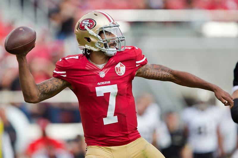 NFL Arranges Private Workout for Colin Kaepernick football san Fransico 49ers Atlanta