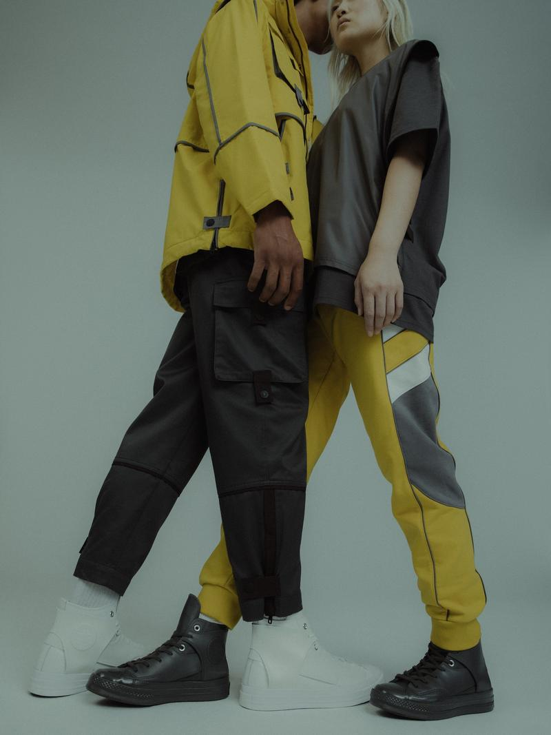 Converse by Feng Chen Wang FW19 Lookbook footwear all-star sneakers shanghai FCW China Fall Winter 2019