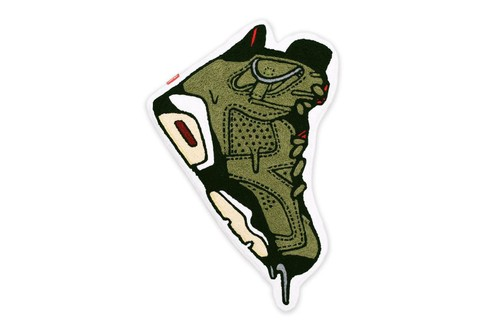 Copaze Turns Travis Scott's Air Jordans Into Car Fresheners and Rugs