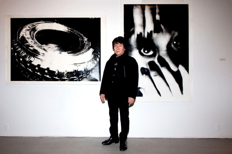 daido moriyama photography exhibition simon lee gallery hong kong artworks installations exhibitions interviews