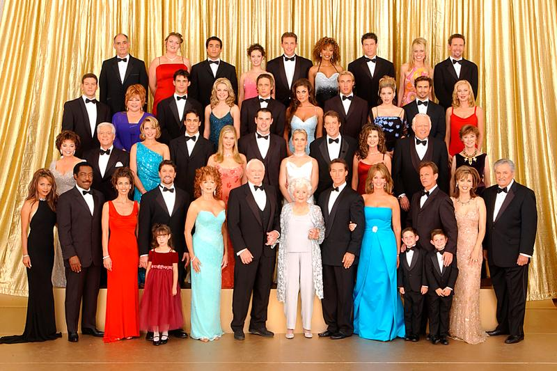 'Days of Our Lives' Releases Entire Cast from Contracts soap operas TV NBC
