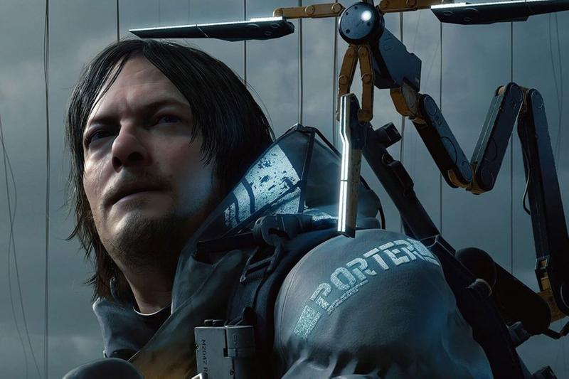 Hideo Kojima Productions Death Stranding Second Biggest PS4 Launch 2019 UK