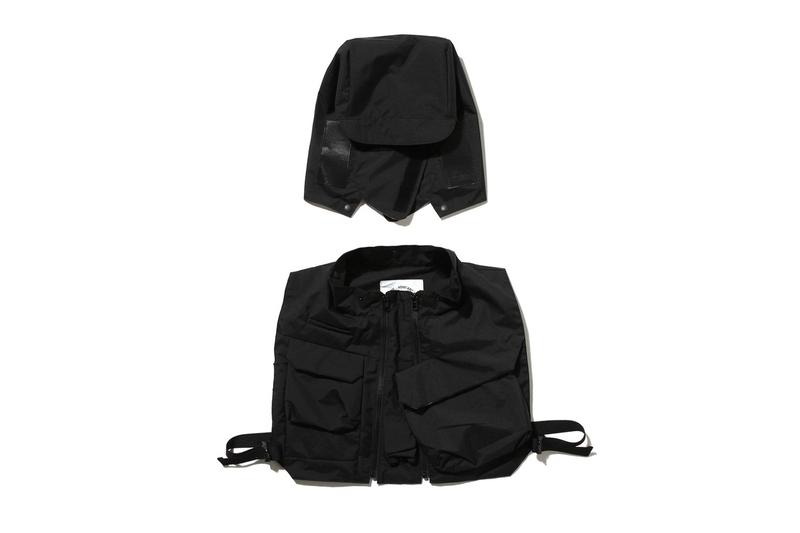 DeMarcoLab 4DIMENSION 4DMLAB Capsule Collection Bag Hoodie T shirt Pants Tokyo Release info Date Buy