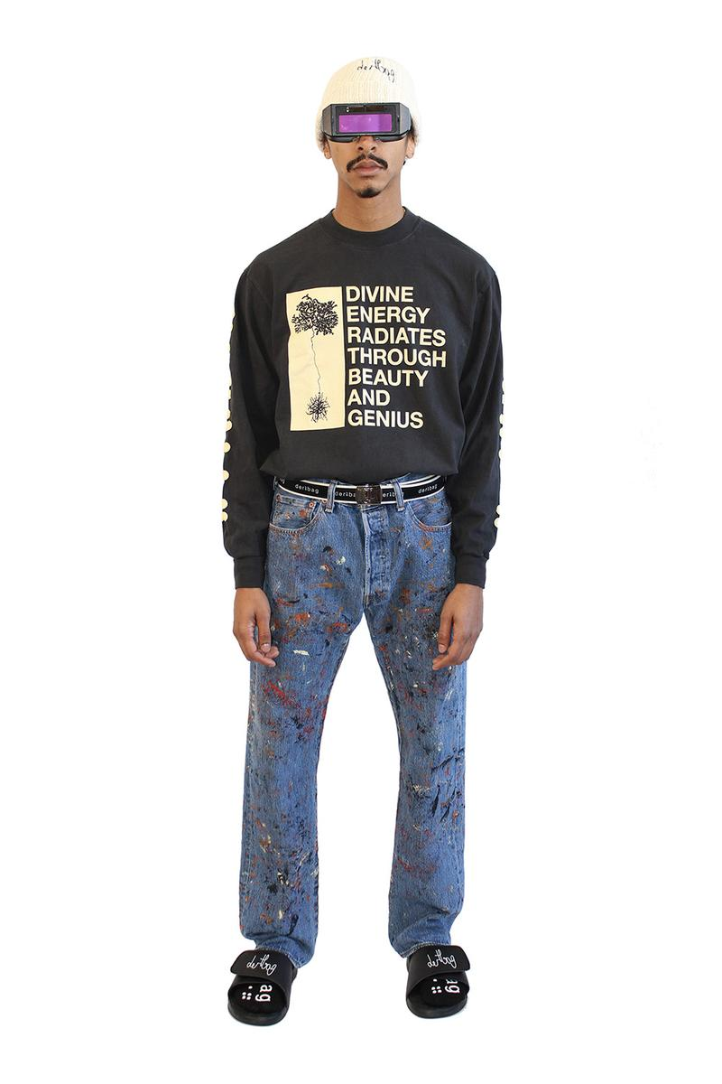 dertbag Fall/Winter 2019 Collection Lookbook streetwear fashion menswear philip post long sleeves puff print t-shirts hoodies anorak caps hats release date price drop info